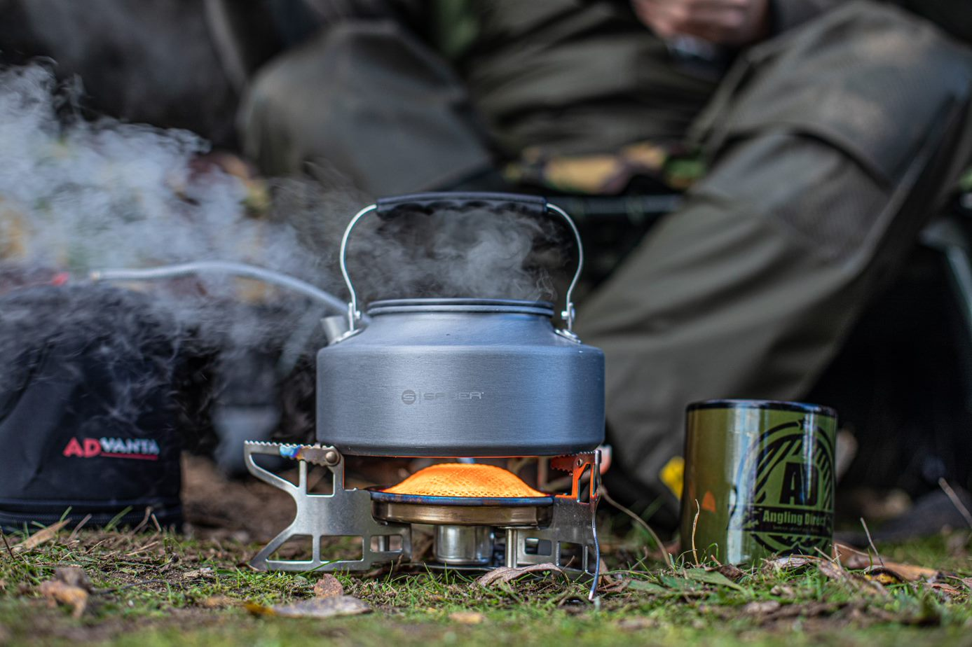 Wednesday Review - Saber Tuff Kettle