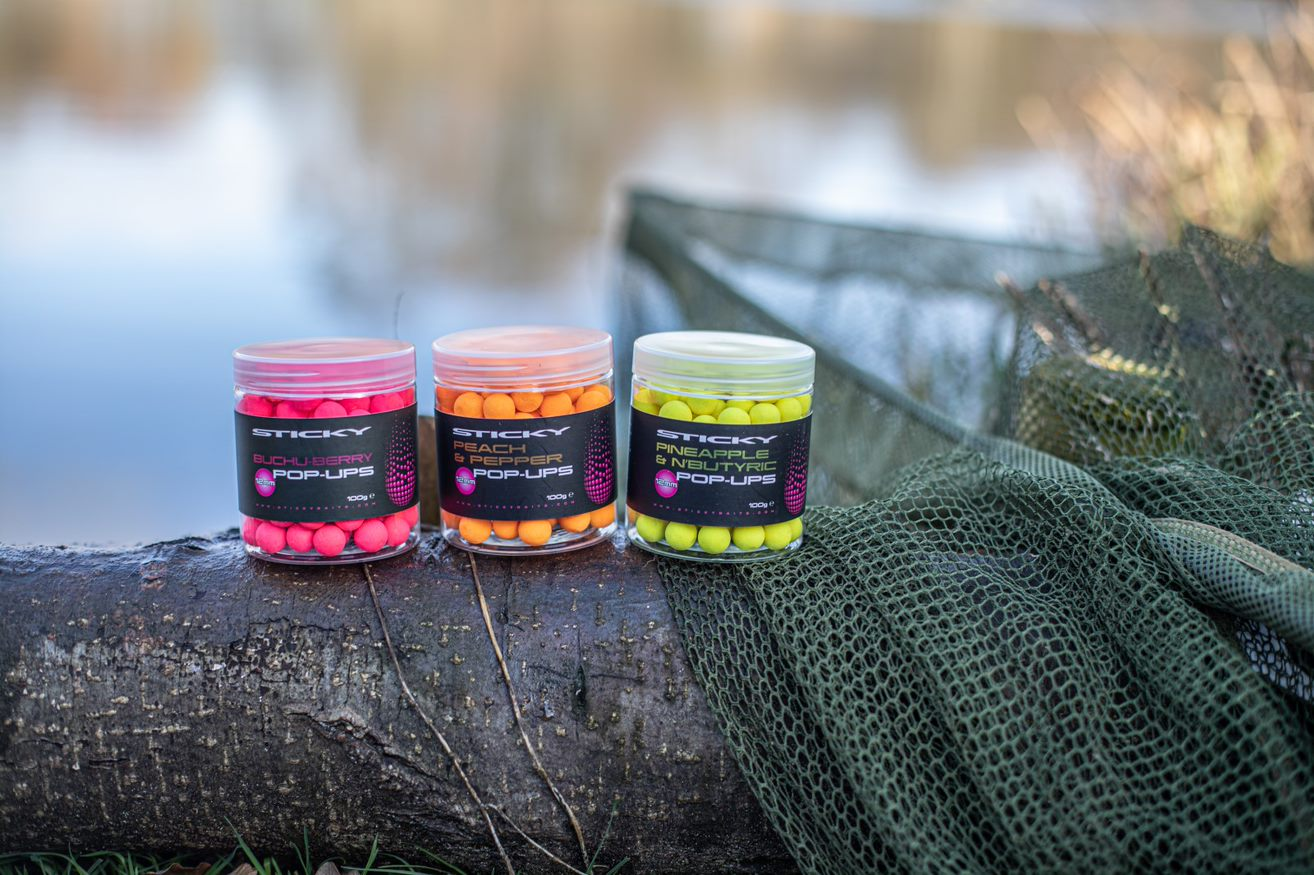 Tackle Tuesday - Sticky Baits Hi-Attract Pop Ups